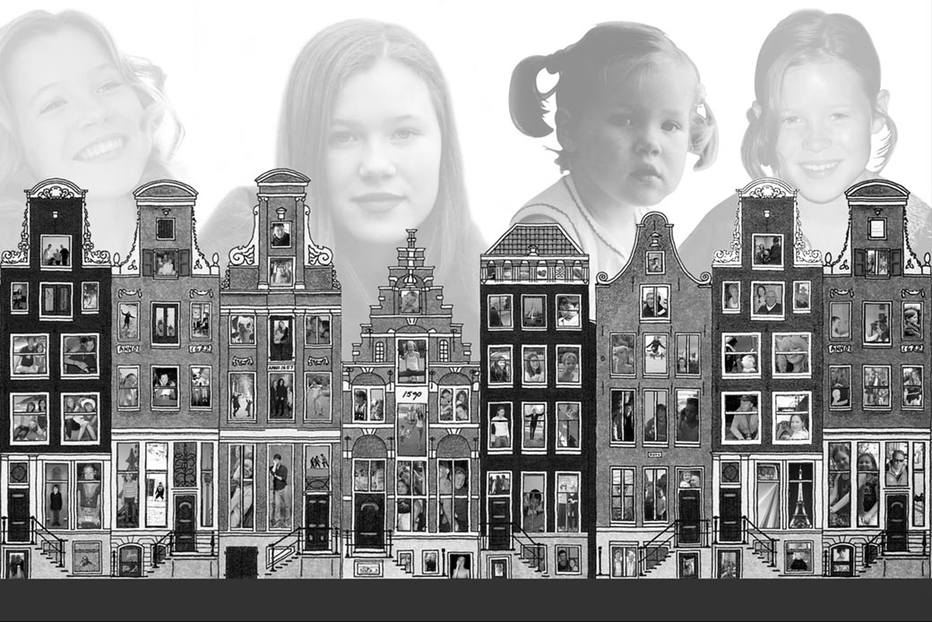Fiep gracht canvas